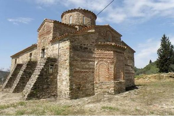 Church of Panagia Mprioni