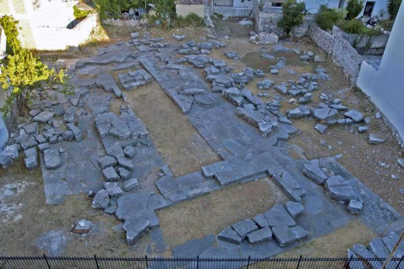 The Temple of Apollo Pythios the Savior