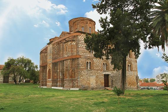 Church of Panagia Parigoritissa