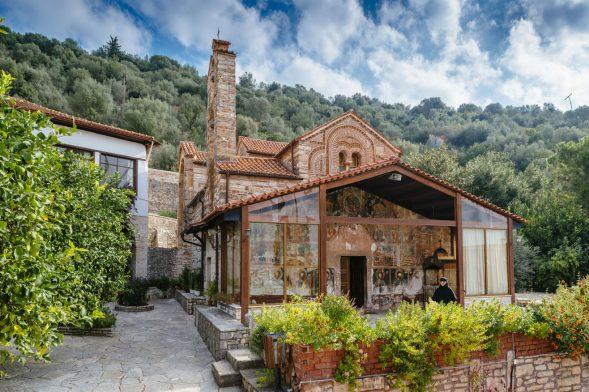 Monastery of Kato Panagia