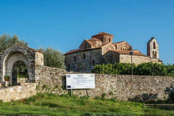 Monastery of Panagia of Vlacherna