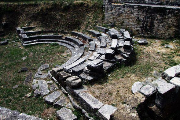 Small Theater of Amvrakia