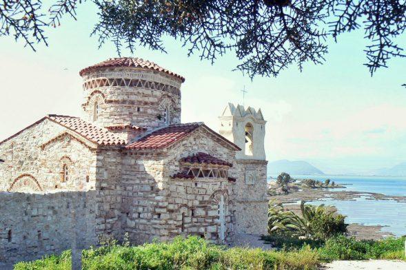 Church of Panagia of Koronisia