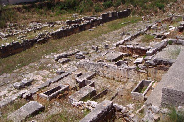 Western Cemetery Iera Odos